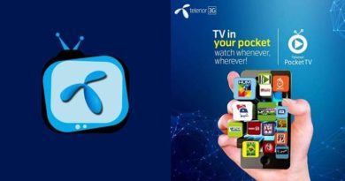Telenor Pocket TV