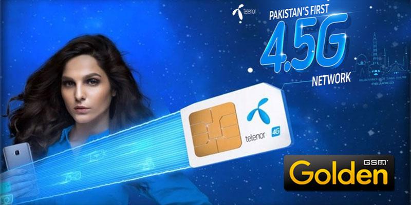 Telenor Users Now Enjoy Pakistan's First 4.5G Network Speed