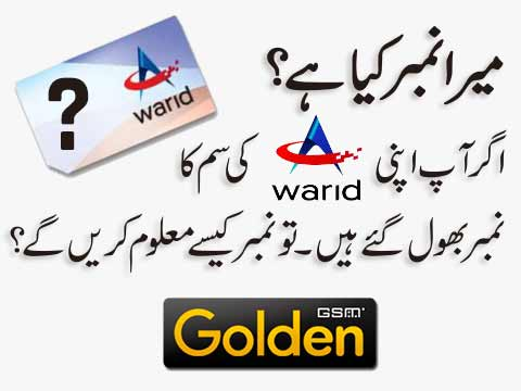 how to check warid number details Archives - Golden Blog