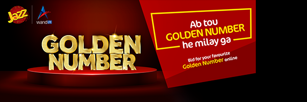 Warid Golden Numbers